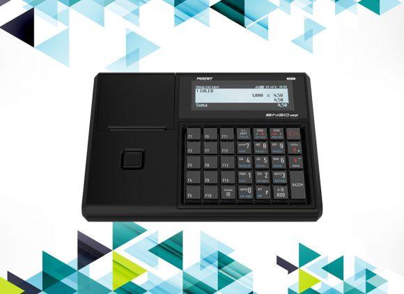 Maksymalnie produktywna i wydajna – kasa fiskalna Posnet Bingo Max Online