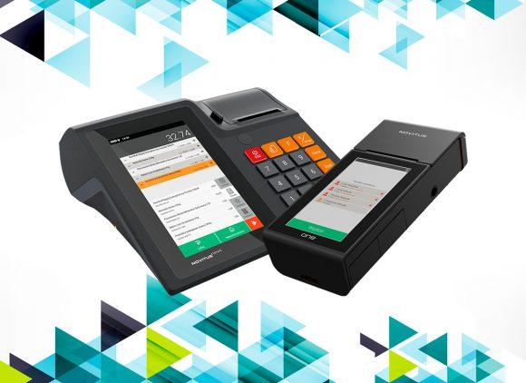 Kasy fiskalne Novitus z panelem dotykowym i systemem Android